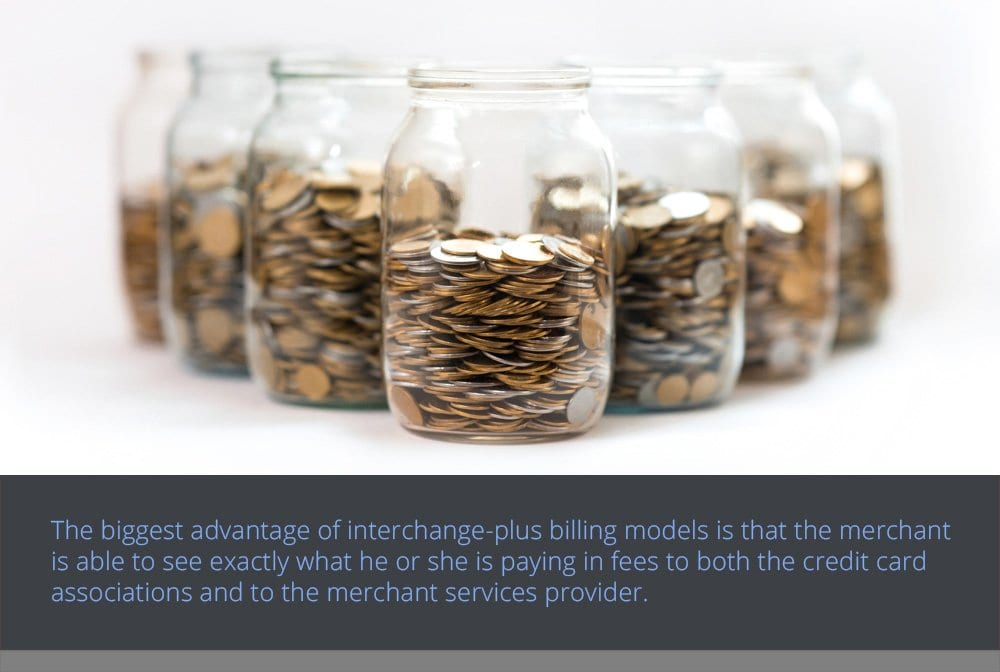 Interchange-Plus Pricing Model for Merchants