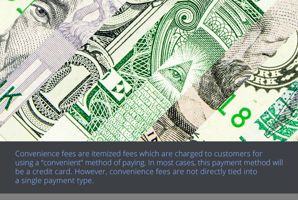 Convenience Fees vs. Surcharges vs. Processing Fees