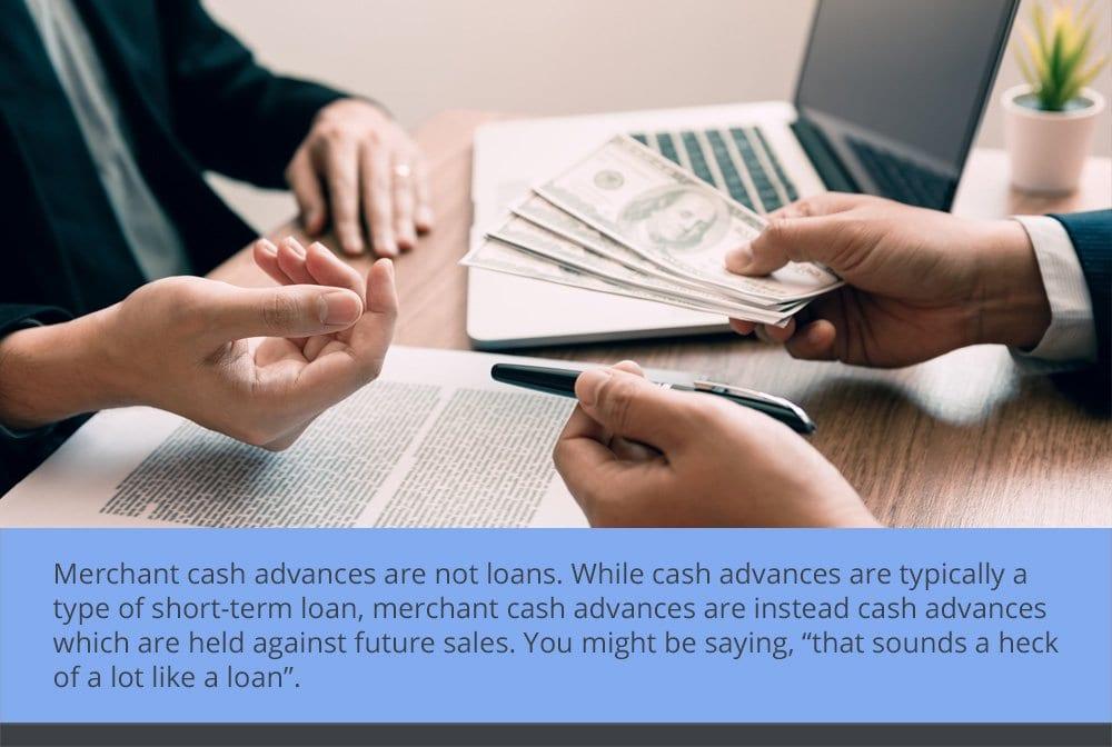 Merchant Cash Advances