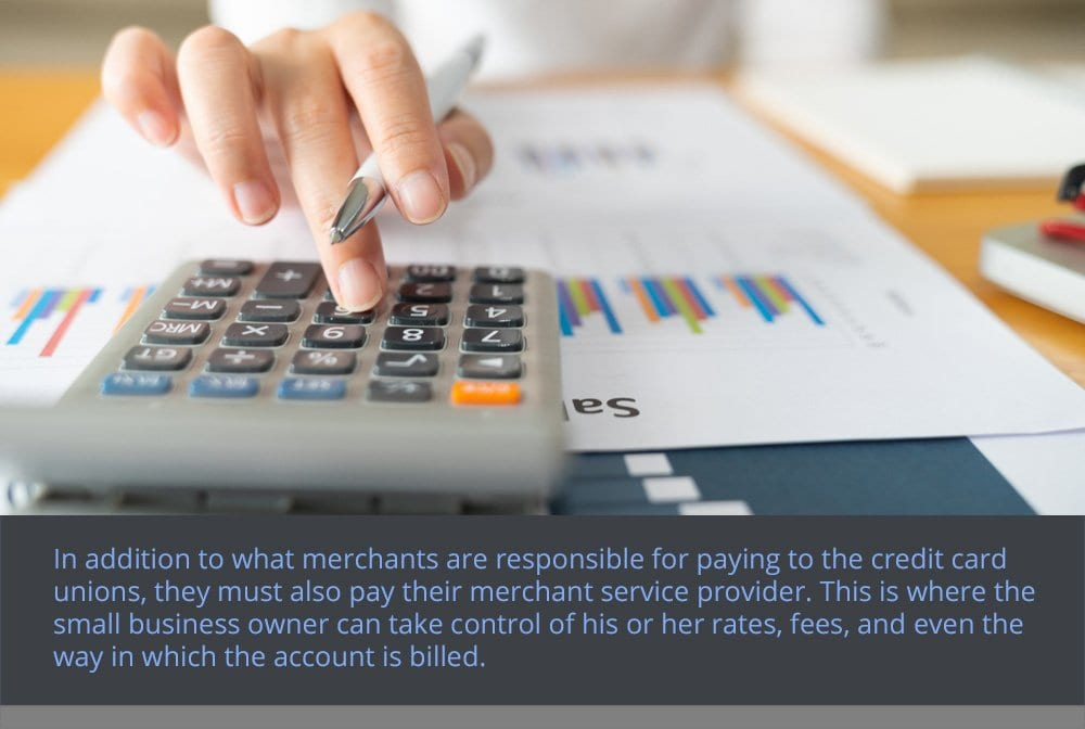 Merchant Account Fees for Credit Card Processing