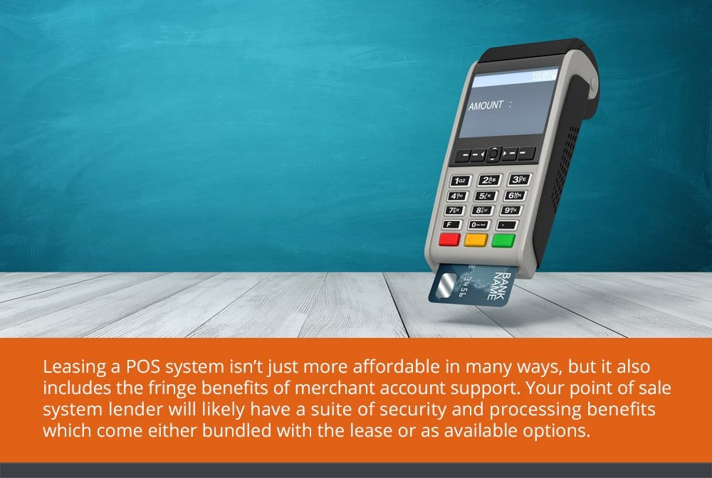 Renting a POS System is Extremely Affordable