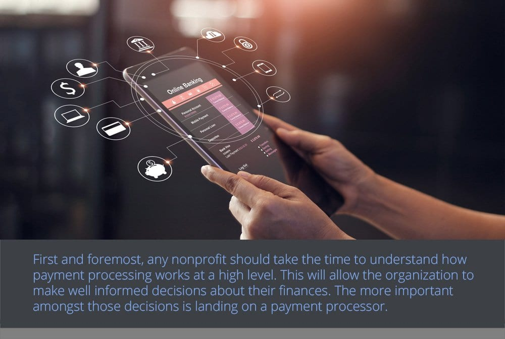 How Not-For-Profit Organizations Find Payment Processors