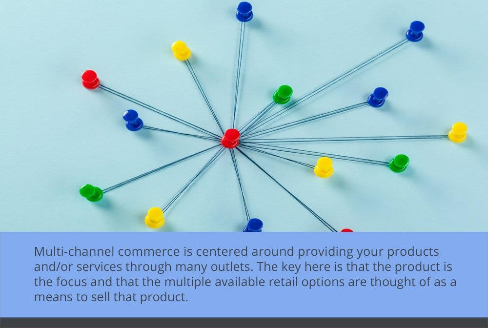 Omni-Channel vs. Multi-Channel Commerce
