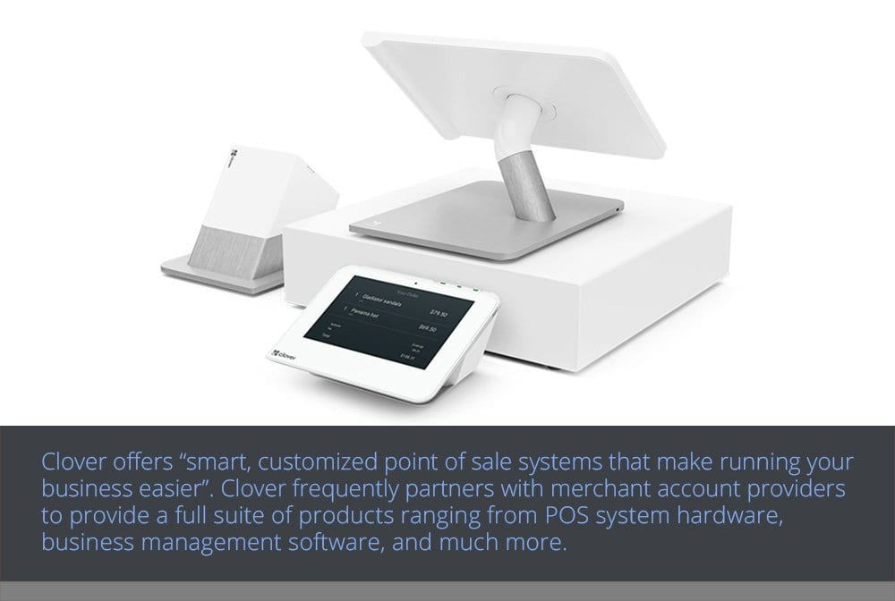 Clover Offers Customized POS Systems for Businesses