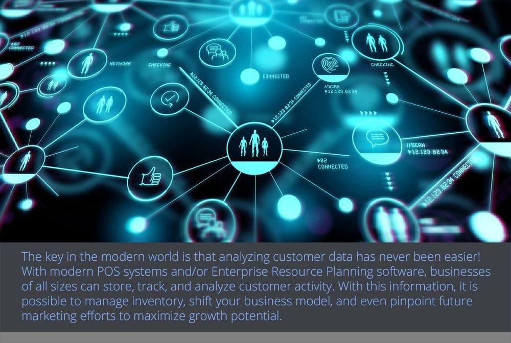 Store and Analyze Customer Data