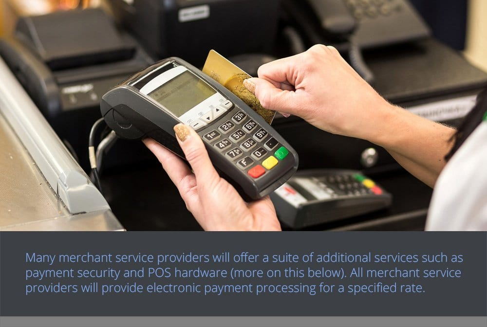 Merchant Services Agreements for Small Businesses