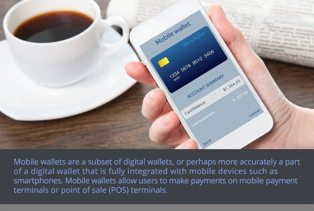 Digital Wallets vs. Mobile Wallets