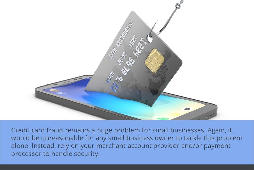 Credit Card Fraud and Electronic Payment Security