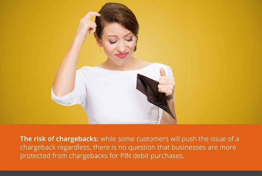 Other Considerations When Processing Debit Cards