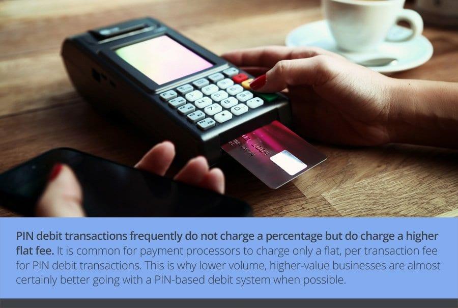 Understanding Fee Structure of Debit Card Payments
