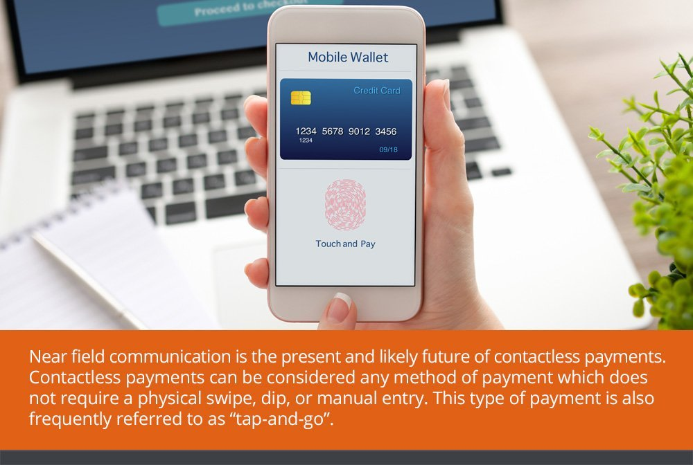 Near Field Communication Tech for Electronic Payments