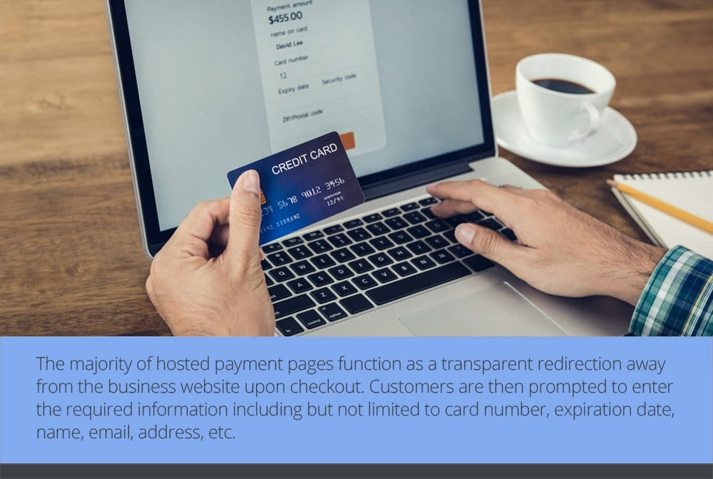 Defining a Hosted Payment Page