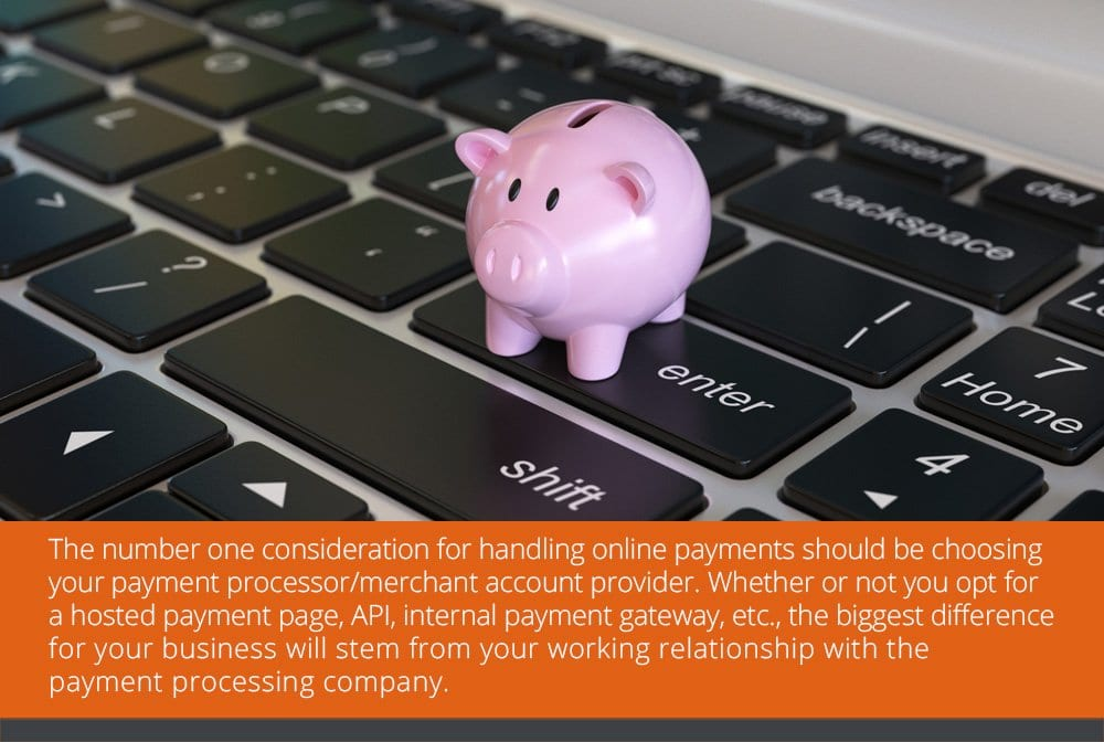 Choosing the Best Online Payment Option for Your Business