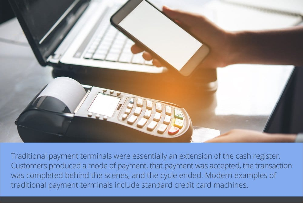 Traditional Payment Terminals for Small Businesses