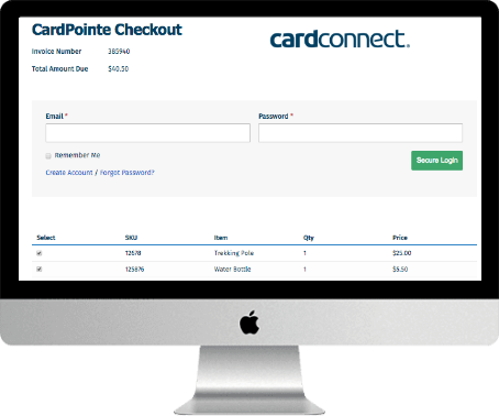 cardpointe hosted payment page